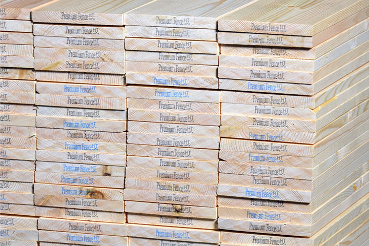 Spf Wynnwood Fencing Lumber Specifications Canfor