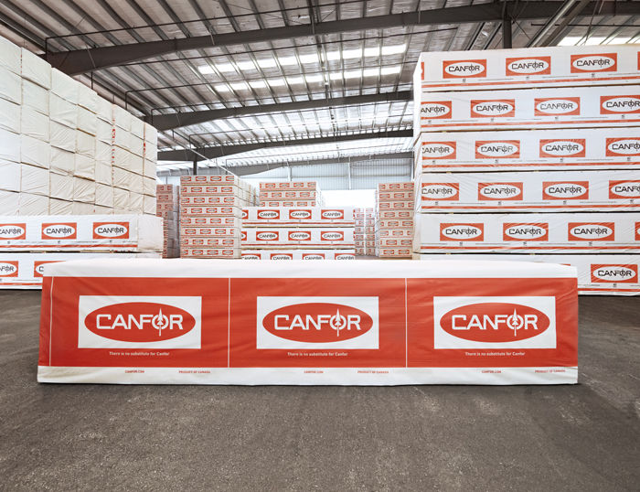 Canfor RED Lumber